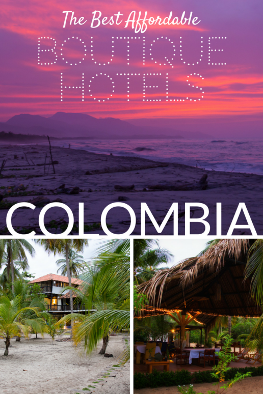The best affordable boutique hotels in colombia our 5 for Affordable boutique hotels
