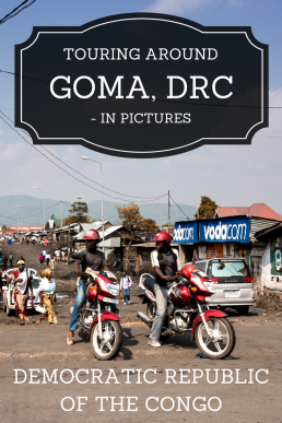 Join us in touring around the border town of Goma in the Democratic Republic of the Congo.