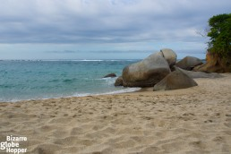 Wouldn't you love to find the secluded coves in Tayrona National Park?
