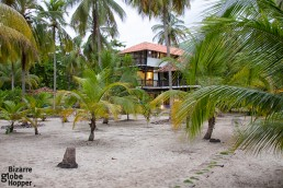 La Mar de Bien Boutique Hotel lies between the mountains and the beach of Riohacha