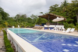 Fancy a swim? La Mar de Bien is the only hotel in Riohacha area with a swimming pool
