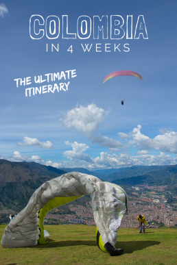 Discover the magic of Colombia in 4 weeks! Explore paradise beaches and the roots of ancient civilizations, peek in the high-altitudes and mysterious mini-desert, and sail down the Amazon!