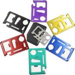 11-in-1 multitool in five colors