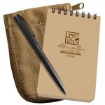 Rite in the Rain waterproof writing notebook