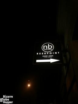 Nota Bene Beer Point, Prague