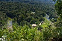Borneo Rainforest Lodge is the only lodge in Borneo, which lies inside primary rainforest and conservation area