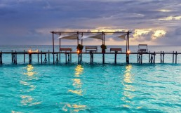Relax in Lankayan Island in Malaysian Borneo.