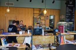 Zvaigzne brings cool bookshop café concept to Riga