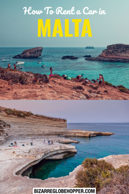 Are you planning to rent a car in Malta? If you're a confident driver, renting a car is the best option the explore Malta and its sister island, Gozo. Read on to catch the best tips on car rentals in Malta!