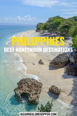 Best honeymoon destinations in the Philippines: From luxury resorts in private islands to affordable honeymoons in Palawan, Boracay, Cebu, and Batanes. #Philippines #honeymoon #Palawan #Boracay #Cebu #Asia