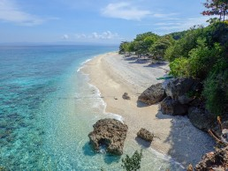 Would you like to spend honeymoon at this paradise beach in Cebu, Philippines?