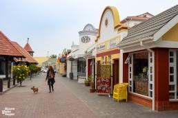 Brauhaus Shopping Arcade in Swakopmund, Namibia
